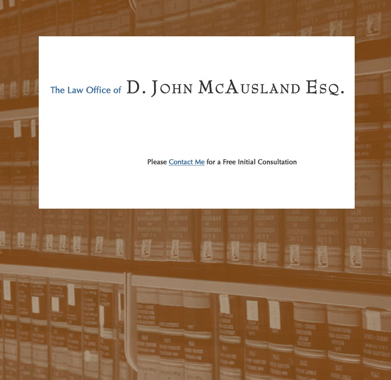 Law Offices of John. D. McAusland